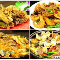 台北市美食 餐廳 中式料理 川菜 爵士漁複合式餐飲 照片