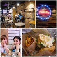 台北市美食 餐廳 異國料理 美式料理 Burger Ray 個性漢堡 (忠孝店) 照片