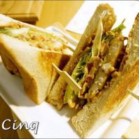 台中市美食 餐廳 異國料理 多國料理 Le cinq 5號餐館 照片