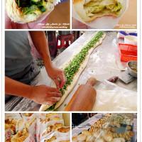 宜蘭縣美食 餐廳 中式料理 五結碳烤燒餅店 照片
