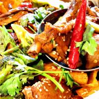 高雄市美食 餐廳 中式料理 川菜 貝邑軒干鍋海鮮燒烤 照片