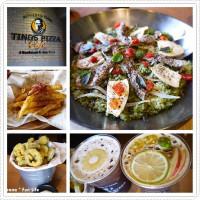 台中市美食 餐廳 異國料理 多國料理 TINO'S PIZZA CAFE堤諾披薩 (台中大墩店) 照片