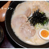 新北市美食 餐廳 異國料理 日式料理 花麵丸ラーメン 照片