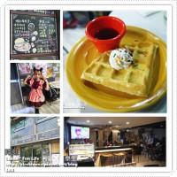 台中市美食 餐廳 異國料理 多國料理 時刻動漫休閒娛樂餐廳 照片