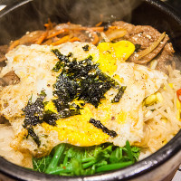 台北市美食 餐廳 異國料理 韓式料理 雪嶽山 照片