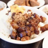台北市美食 餐廳 中式料理 小吃 五分埔食堂 照片