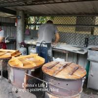 宜蘭縣美食 餐廳 中式料理 宜蘭南興街台銀旁蔥油餅 照片
