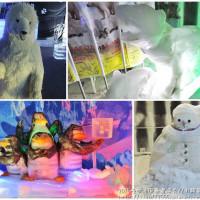 新北市休閒旅遊 景點 展覽館 2015極地冰風暴實境秀 照片
