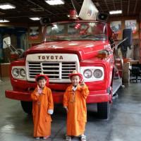 新竹市休閒旅遊 景點 博物館 消防博物館 照片