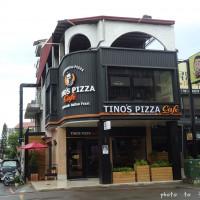 台中市美食 餐廳 異國料理 Tino's Pizza Café堤諾比薩(台中美村店) 照片