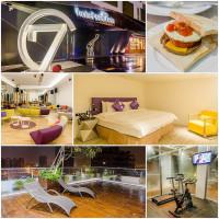 台中市休閒旅遊 住宿 商務旅館 福星旅店 hotel se7en 照片