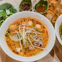 台北市美食 餐廳 異國料理 泰式料理 阿寒泰泰式船麵專賣 照片