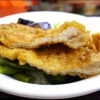 新北市 美食 餐廳 中式料理 台菜 明記黃金雞腿王 照片