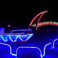 苗栗縣 休閒旅遊 景點 海邊港口 苑港橋 照片