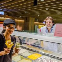 台北市美食 餐廳 飲料、甜品 冰淇淋、優格店 O ROSE 法式高品質冰淇淋 (京站快閃店) 照片