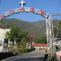 南投縣休閒旅遊 景點 紀念堂 地利天主堂-Tina香草園 照片