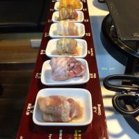 台北市美食 餐廳 異國料理 韓式料理 八色韓式烤肉 照片