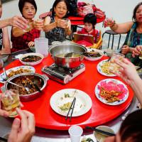台中市美食 餐廳 中式料理 台菜 自耕農土雞城 照片