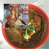 台中市美食 餐廳 中式料理 小吃 豐原排骨麵店 照片