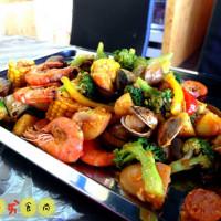 台中市美食 餐廳 異國料理 美式料理 Amazing Amy 美式麻辣海鮮 照片