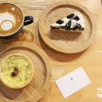 台中市美食 餐廳 咖啡、茶 咖啡館 CUPPA CAFE 咖派咖啡 照片