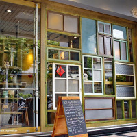台中市美食 餐廳 咖啡、茶 咖啡館 与謝野直火烘焙咖啡工作室 照片
