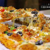 高雄市美食 餐廳 異國料理 義式料理 2L層次柴燒窯烤披薩 照片