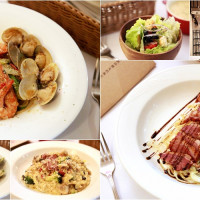 台南市美食 餐廳 異國料理 義式料理 秘密。義大利麵 照片
