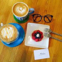 桃園市美食 餐廳 咖啡、茶 咖啡館 好拾日咖啡 照片