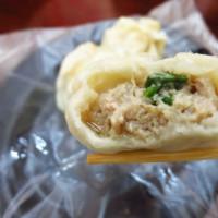 新北市美食 餐廳 中式料理 中式早餐、宵夜 萬世香小籠包 照片