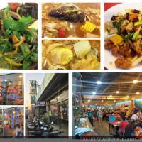 桃園市美食 餐廳 中式料理 熱炒、快炒 火車頭平價海鮮 照片