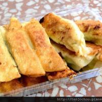 台南市美食 攤販 包類、餃類、餅類 幸福鍋貼 照片