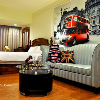 台中市休閒旅遊 住宿 商務旅館 十興商旅夏日航棧S Terminal Hotel 照片