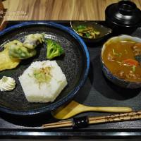 台南市美食 餐廳 異國料理 日式料理 庵六花 京都濃咖哩專賣 照片