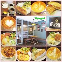 台北市美食 餐廳 咖啡、茶 咖啡館 Myron Café 照片