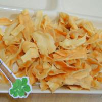 台南市美食 餐廳 零食特產 啵蒡牛蒡脆餅 照片