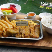 台南市美食 餐廳 異國料理 韓式料理 1004 Brunch 早午餐 照片