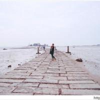 金門縣休閒旅遊 景點 海邊港口 建功嶼 照片