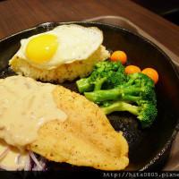 台北市美食 餐廳 咖啡、茶 咖啡館 Cafe Lugo (台北統一阪急店) 照片