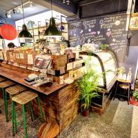 新竹市美食 餐廳 咖啡、茶 小墊子咖啡 照片