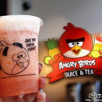 新北市美食 餐廳 飲料、甜品 飲料、甜品其他 Angry Birds Juice & Tea 照片
