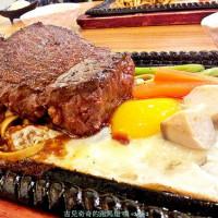 台中市美食 餐廳 餐廳燒烤 鐵板燒 夯地方牛排 照片