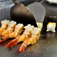 台中市美食 餐廳 餐廳燒烤 鐵板燒 五都大飯店 炫鐵板燒 照片