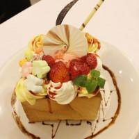 桃園市美食 餐廳 異國料理 義式料理 Come here蜜糖吐司 (大湳店) 照片