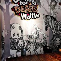台北市美食 餐廳 咖啡、茶 咖啡、茶其他 Dears Waffle & Cafe 照片