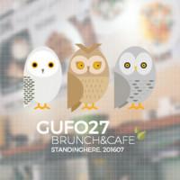 台北市美食 餐廳 咖啡、茶 咖啡館 GUFO27 BRUNCH&CAFE 照片
