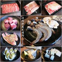 桃園市美食 餐廳 餐廳燒烤 燒肉 烤肉趣炭火燒肉(中壢新生店) 照片