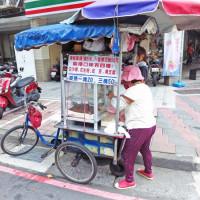新北市美食 攤販 台式小吃 集美街古早味麻糬 照片