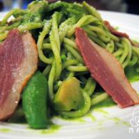 花蓮縣美食 餐廳 異國料理 義式料理 自在煮義義大利麵 照片