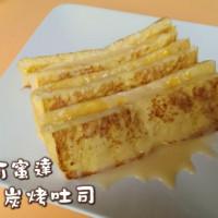 台北市美食 餐廳 烘焙 烘焙其他 可蜜達碳烤吐司 照片